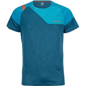 La Sportiva M's TX Combo Evo T-Shirt Lake/Tropic Blue